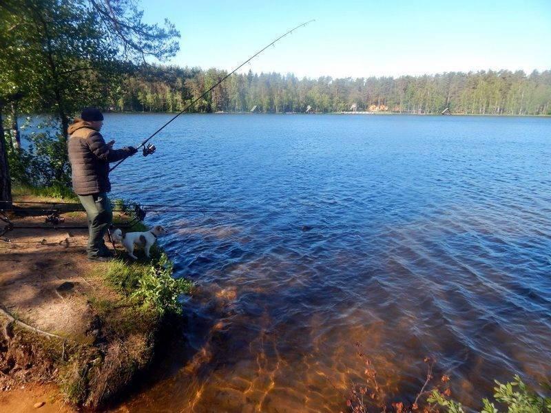 Лучшие места рыбалки