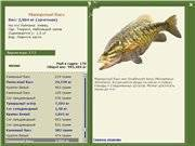 Малоротый басс рыбалка – эри, pa