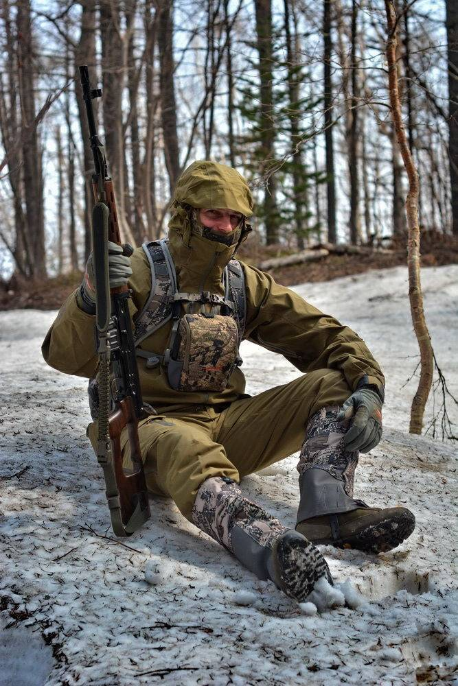 Охота зимой, виды зверя, способы зимней охоты