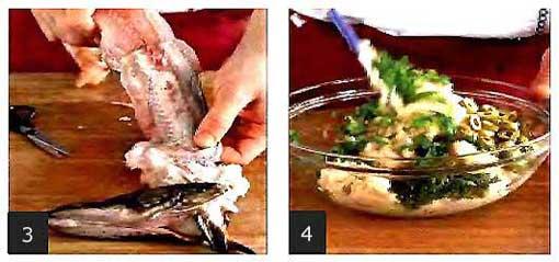 Как с щуки снять шкуру и правильно разделать и почистить тушку рыбы
