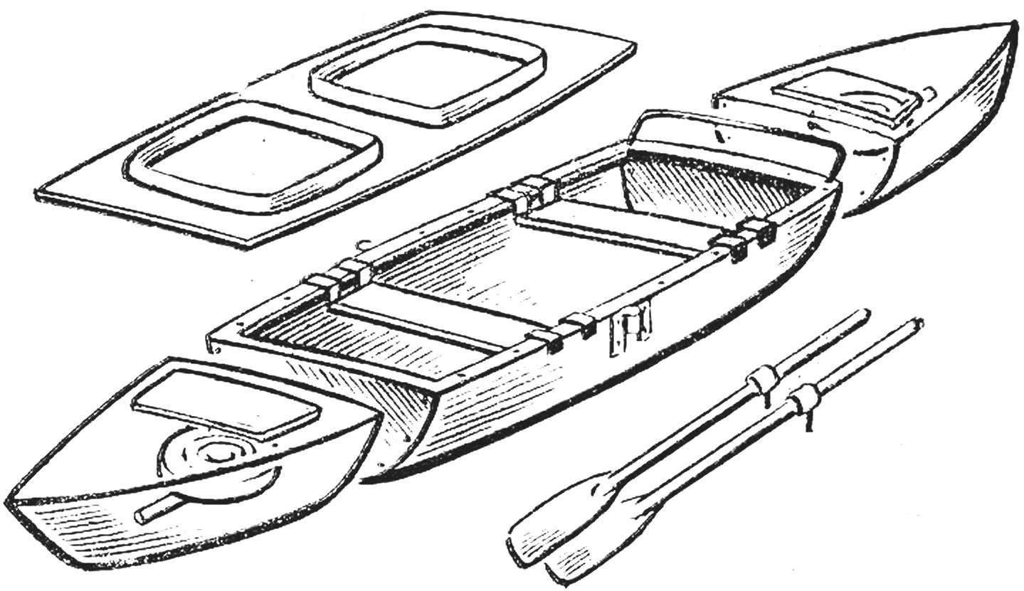 Тюнинг алюминиевых лодок своими руками - о металле