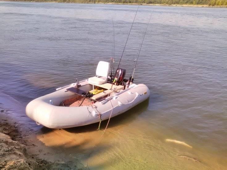 Тюнинг надувной лодки: во всех подробностях