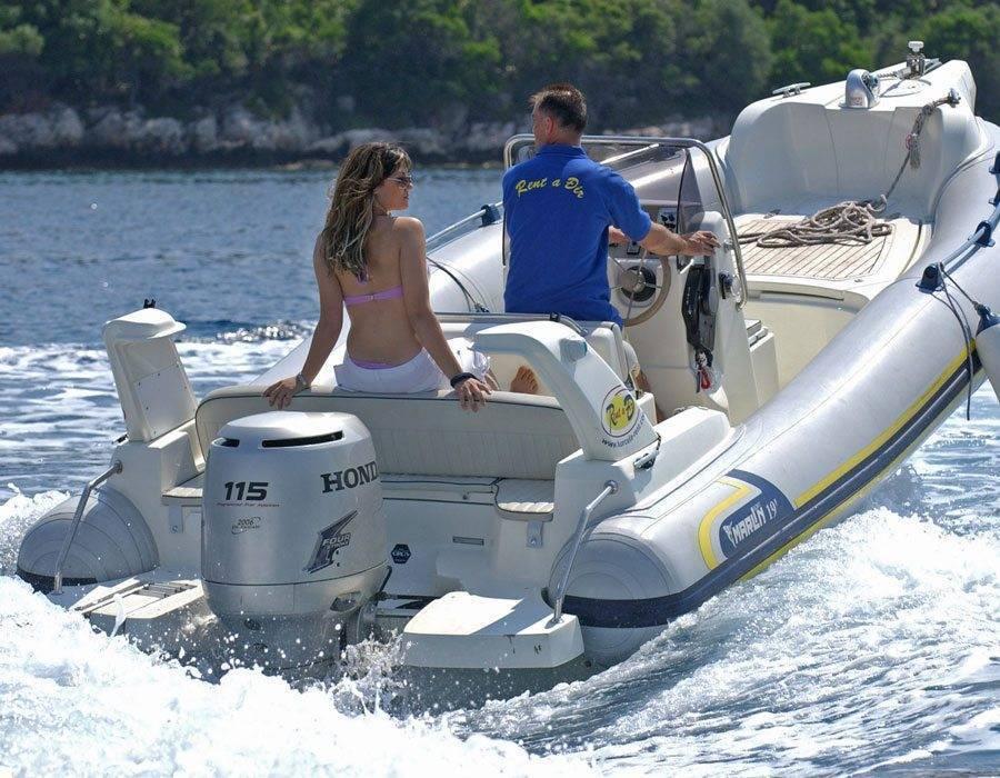 Какой лодочный мотор лучше: двух- или четырехтактный? » motorka.org