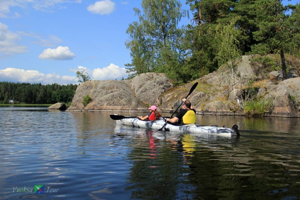 Рыбалка на Вуоксе, какие рыболовные базы есть на местных озерах и реках