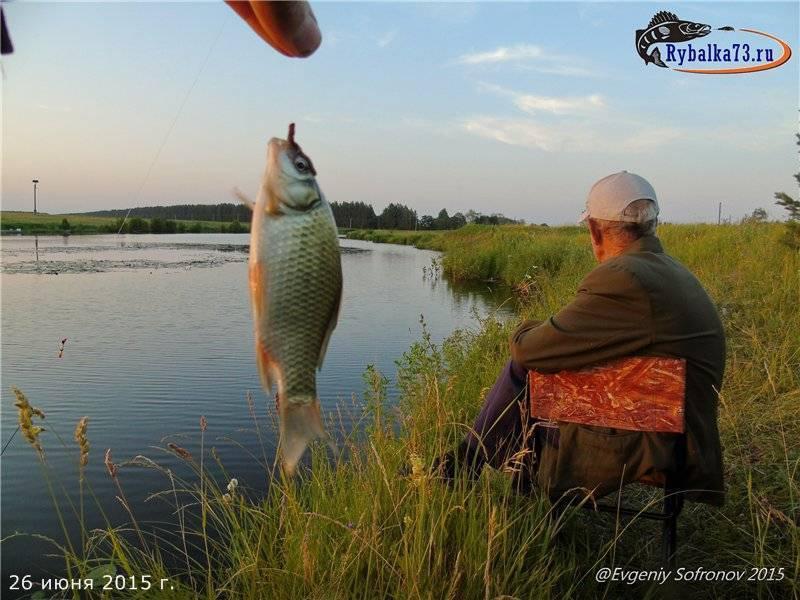 Рыбалка в тюменской области: лучшие места на карте топ-10