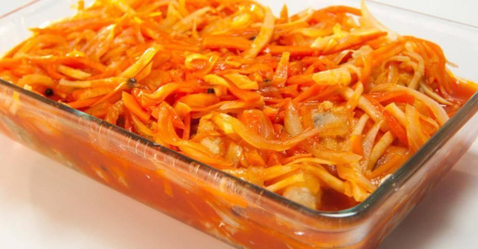 Рыба под маринадом - классический рецепт и 9 вкусных вариантов с фото пошагово