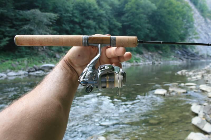 Рыбалка спиннингом на мормышку и выбор снасти — описываем по порядку