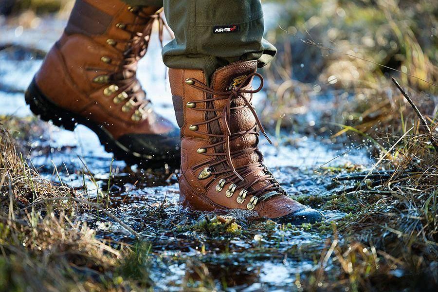 Как выбрать удобную обувь для рыбалки