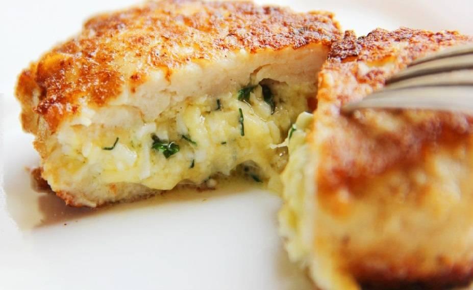 Блюда из фарша - рецепты