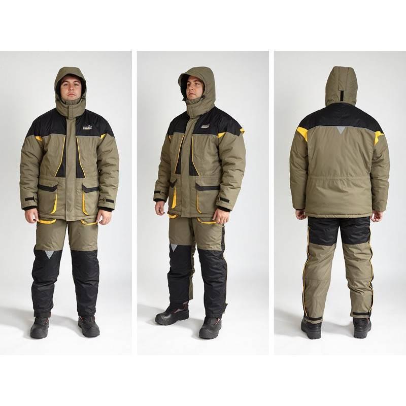 Зимние костюмы для рыбалки – рейтинг лучших моделей
