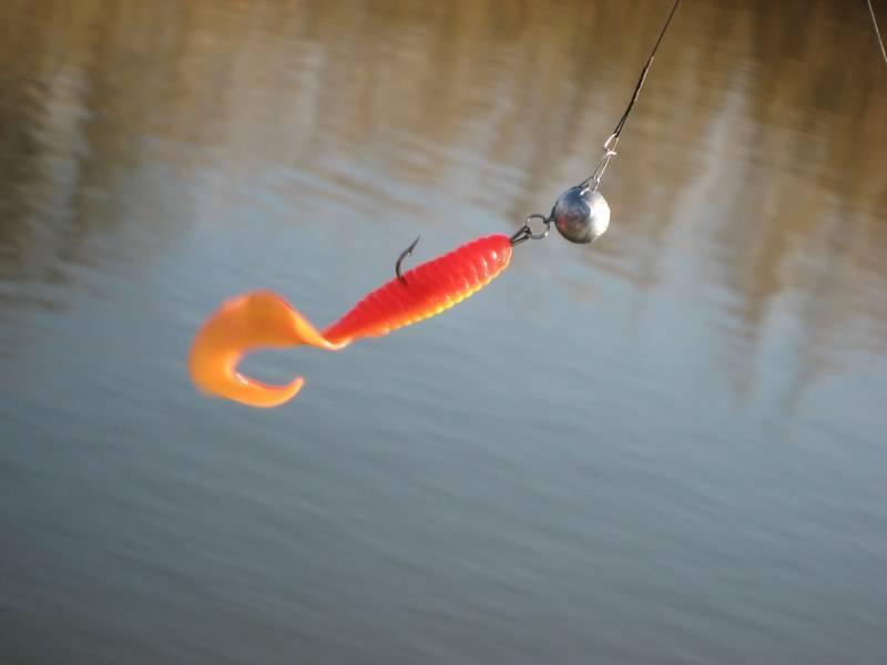 Как ловить судака на джиг?