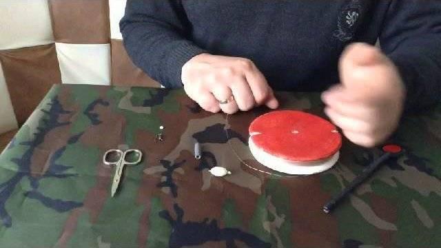 Ловля карпа на кружки: как ловить, изготовление кружков своими руками