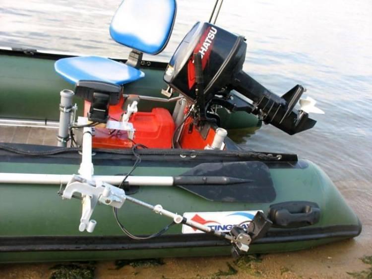 Тюнинг лодки пвх своими руками для рыбалки в домашних условиях. аксессуары для надувной лодки с мотором и без