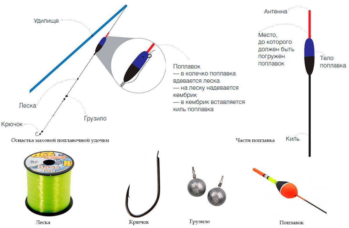 Какую леску выбрать для поплавочной удочки по типу снасти и рыбе какую леску выбрать для поплавочной удочки по типу снасти и рыбе