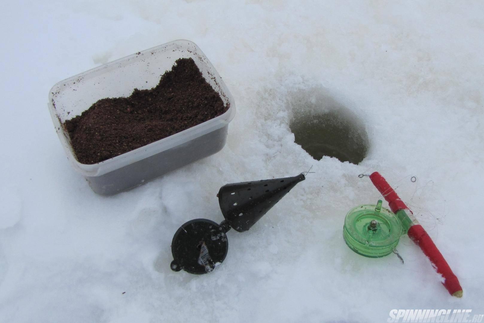Зимняя прикормка для окуня своими руками: чем кормить окуня зимой