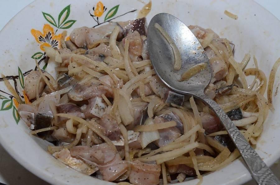 Толстолобик по корейски маринованный - рецепт приготовления, вкусовые качества, полезные свойства