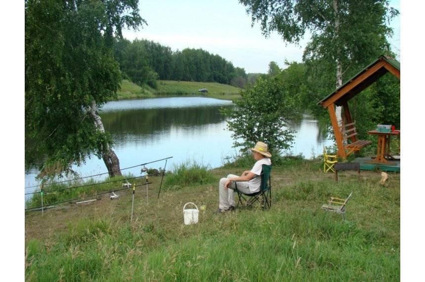 Платные пруды Тульская область