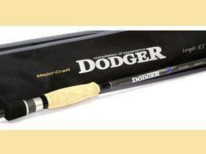 """Major craft dodger 752mh - обзор спиннингового удилища - """"fishing-life"""""""