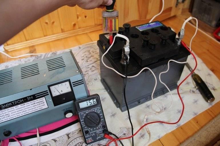 Обзор аккумуляторов 12 в для эхолота