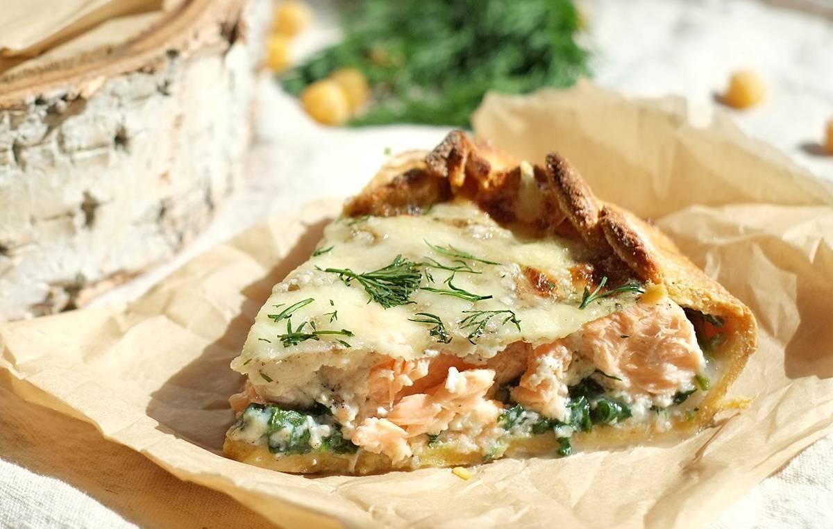 Рыбный пирог в духовке из рыбных консервов - 6 простых рецептов