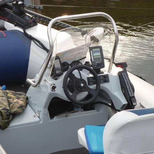 Дистанционное управление лодочными моторами ямаха