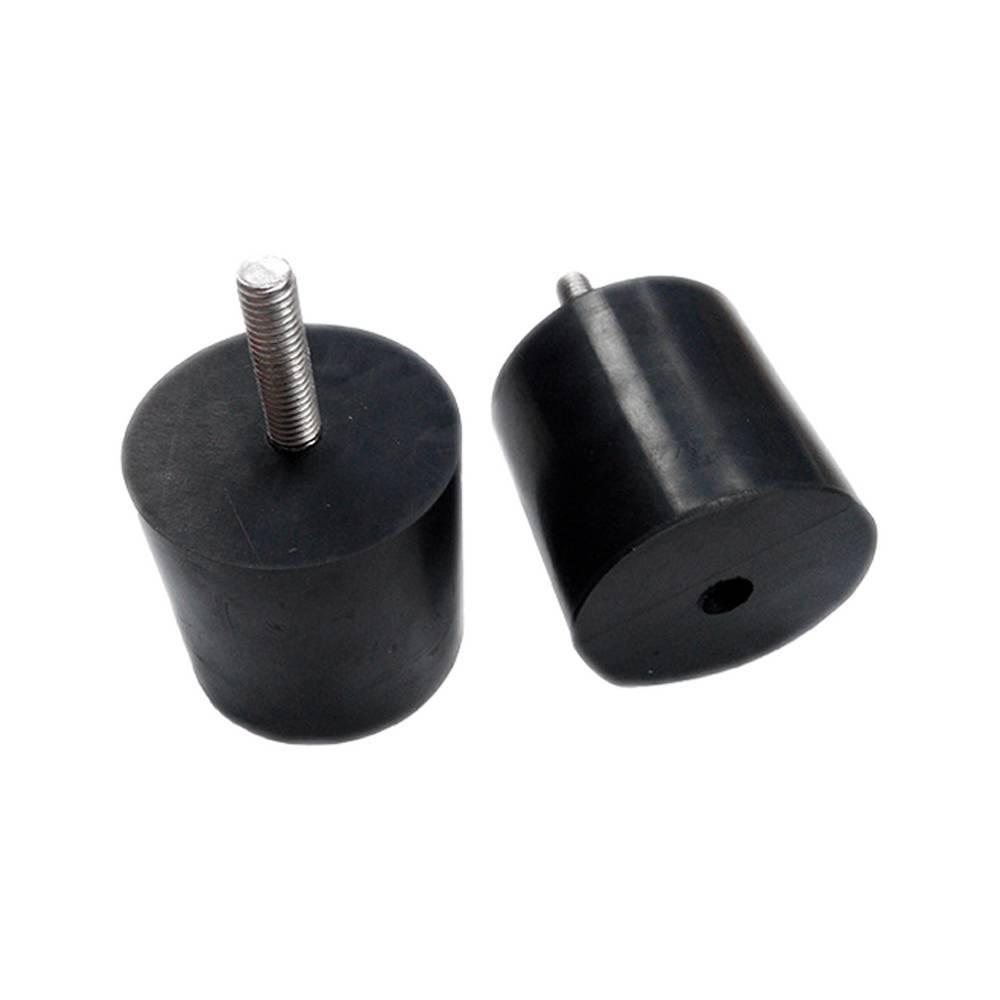 Резиновый амортизатор: использование в предметах разного назначения