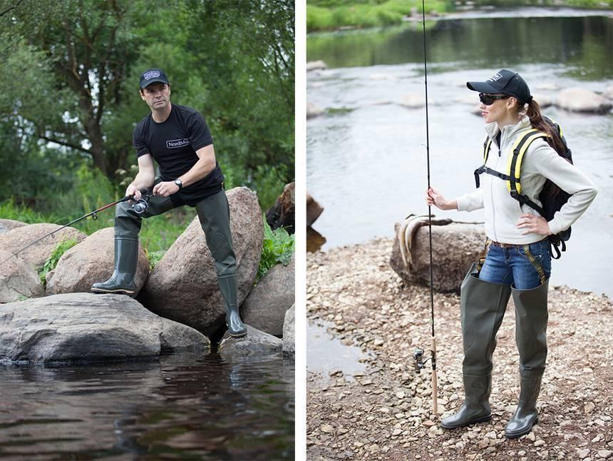 Отзыв: финский вейдерс для рыбалки за 2790 рублей — обман!