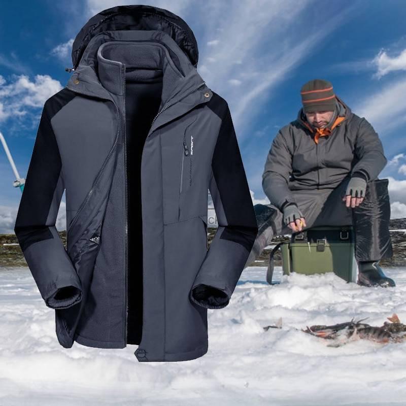 Лучшие костюмы для зимней рыбалки 2020 года для детей и взрослых с характеристиками и ценами
