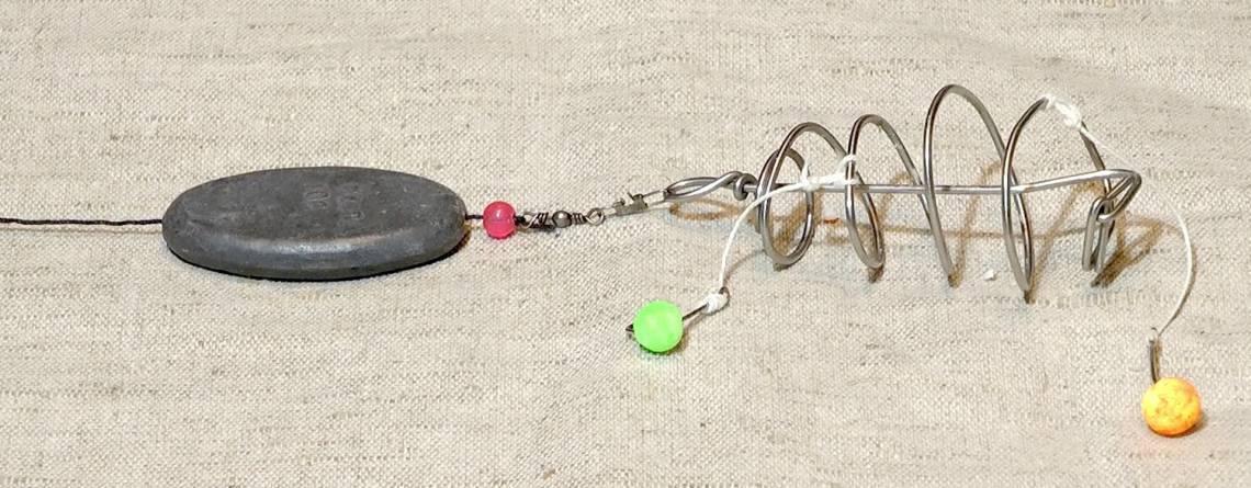 Ловля карпа на пружину – практические советы