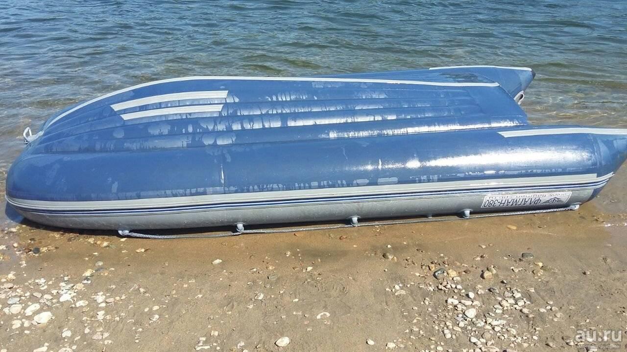 Обзор популярных моделей надувных лодок флагман