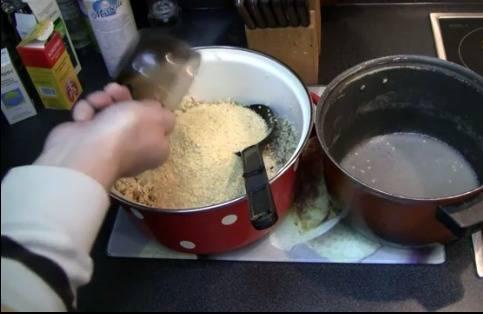 Рецепт салапинской каша для фидера