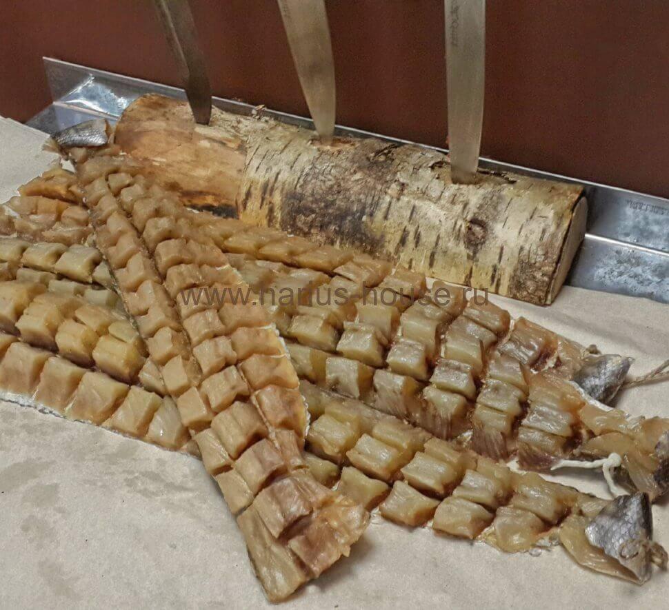 Как приготовить вяленую щуку - рыбалка