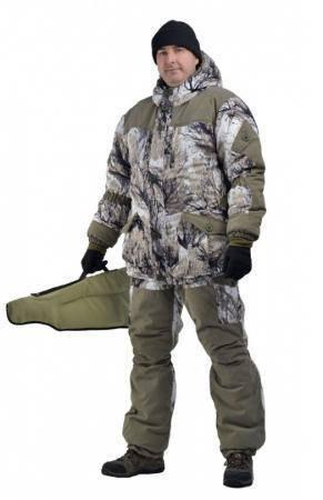 Топ 10 зимних рыболовных костюмов