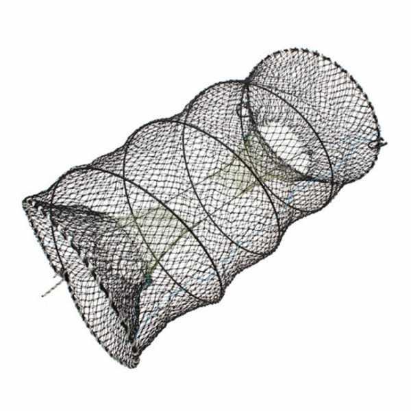 Рыболовный садок: изготовление самодельной сумки для хранения рыбы своими руками