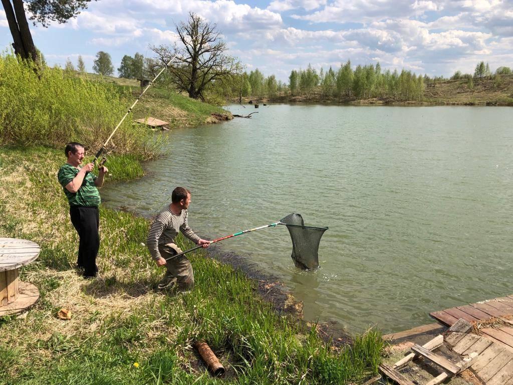 Базы отдыха калужской области (для отдыха с рыбалкой) - сайты и цены