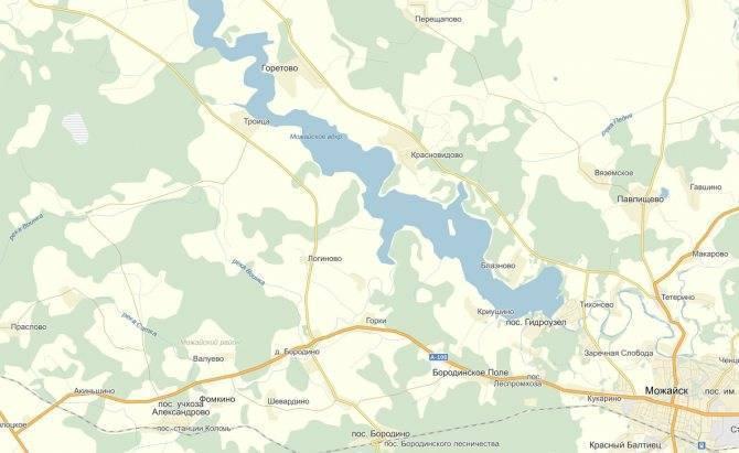 Яузское водохранилище: описание водоема и его месторасположение, особенности рыбалки, отзывы рыбаков
