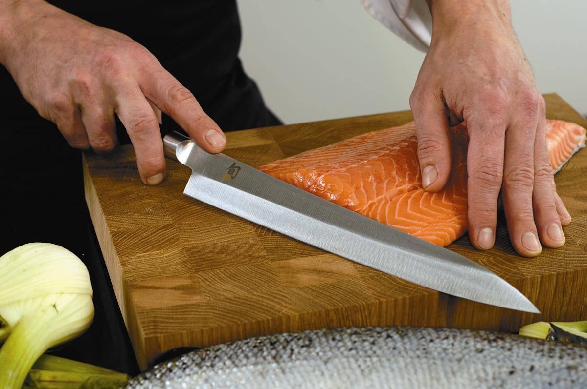 Какими бывают и как выбрать ножи для рыбалки?
