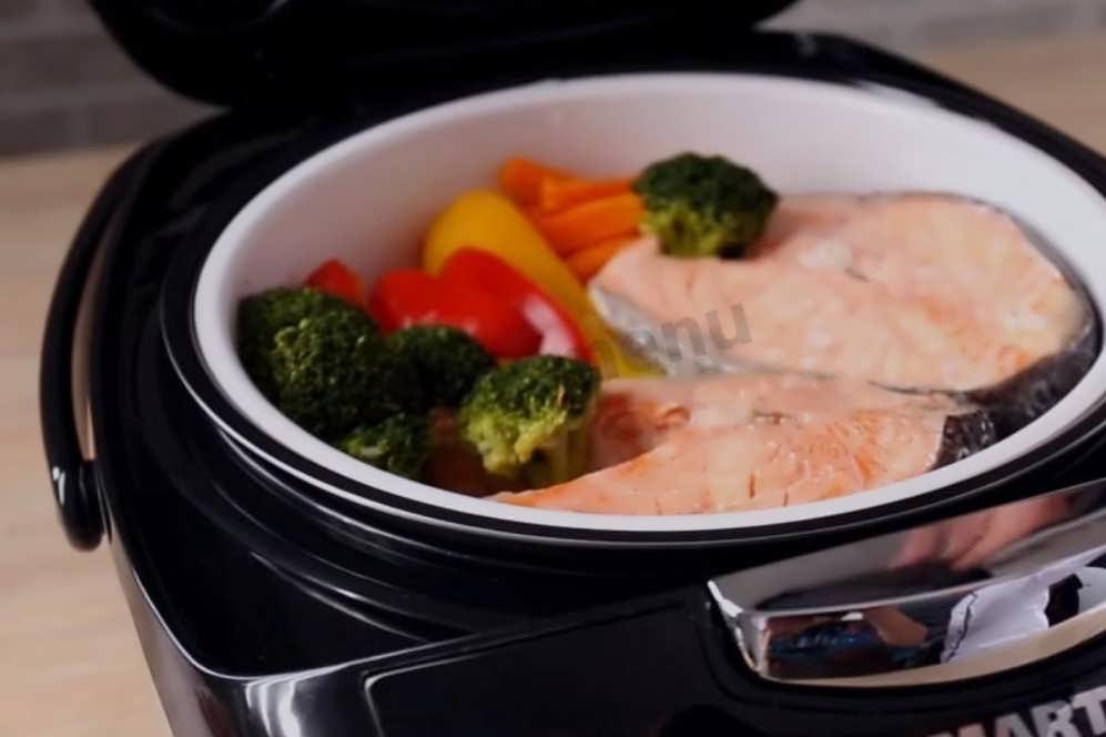 Рыба на пару в мультиварке – кулинарный рецепт