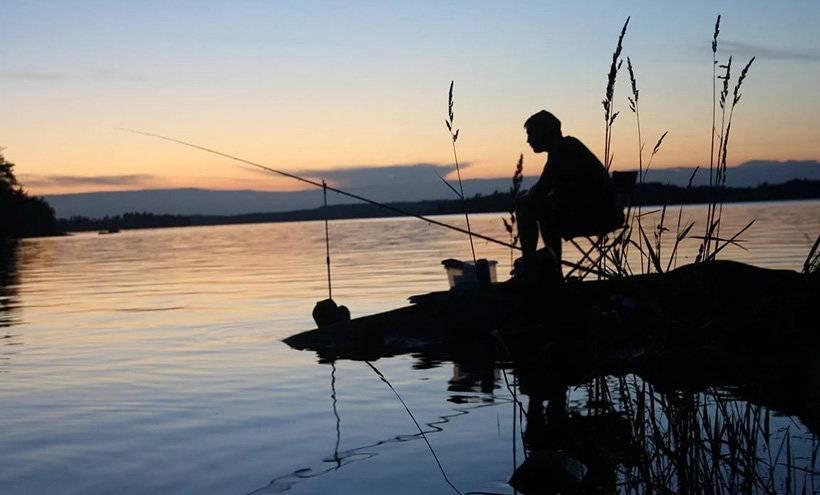Рыбалка летом на оз. черталы, омск 2015