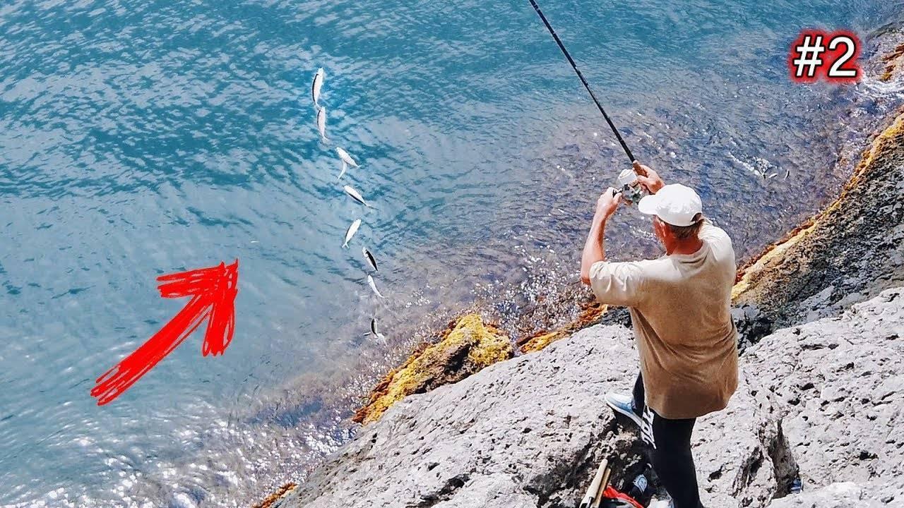 Морская рыбалка: выбор снастей, техника ловли, видео