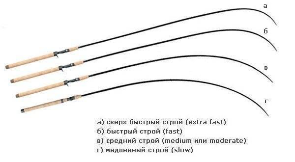 Что такое строй спиннинга