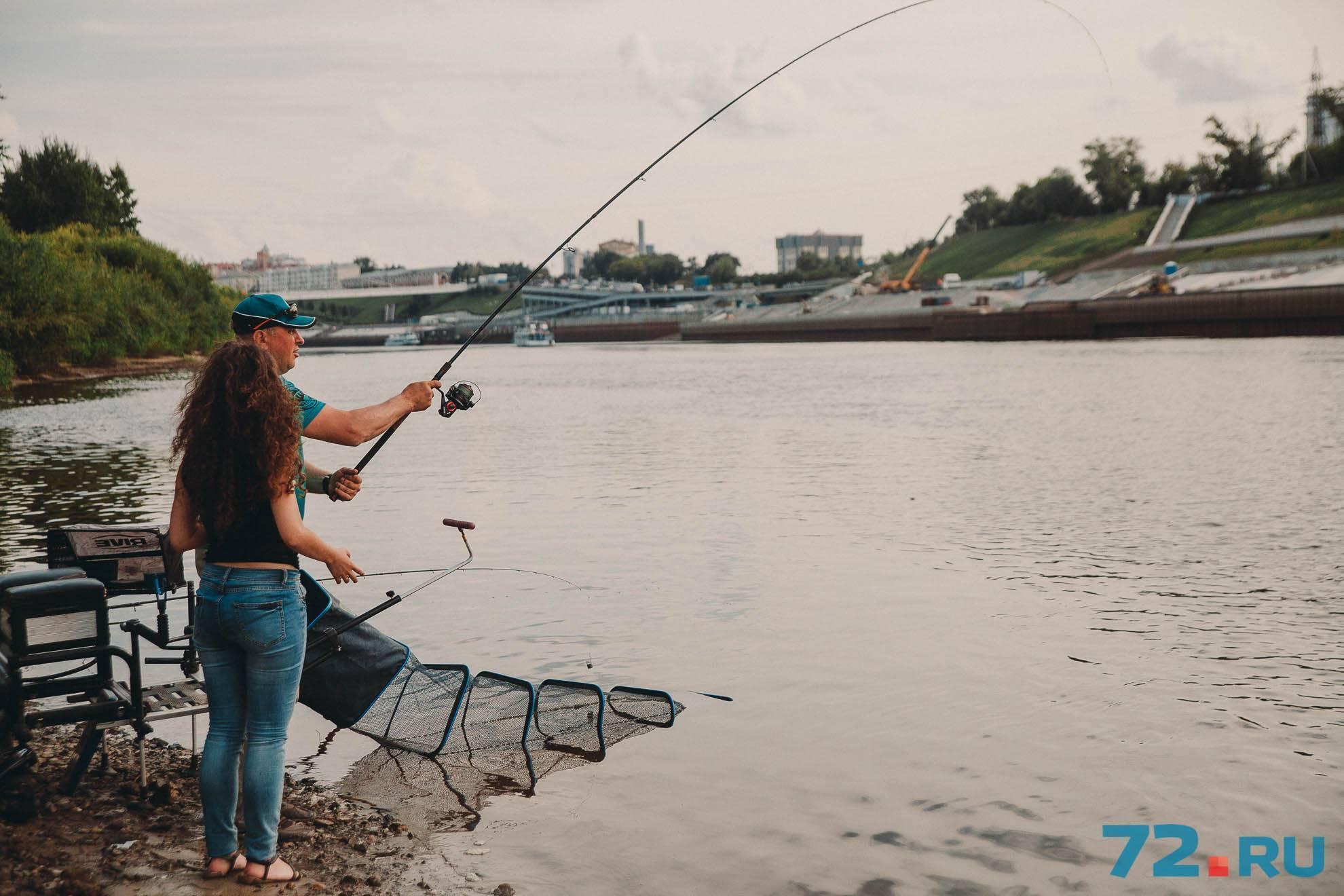 Рыбные места в удмуртии