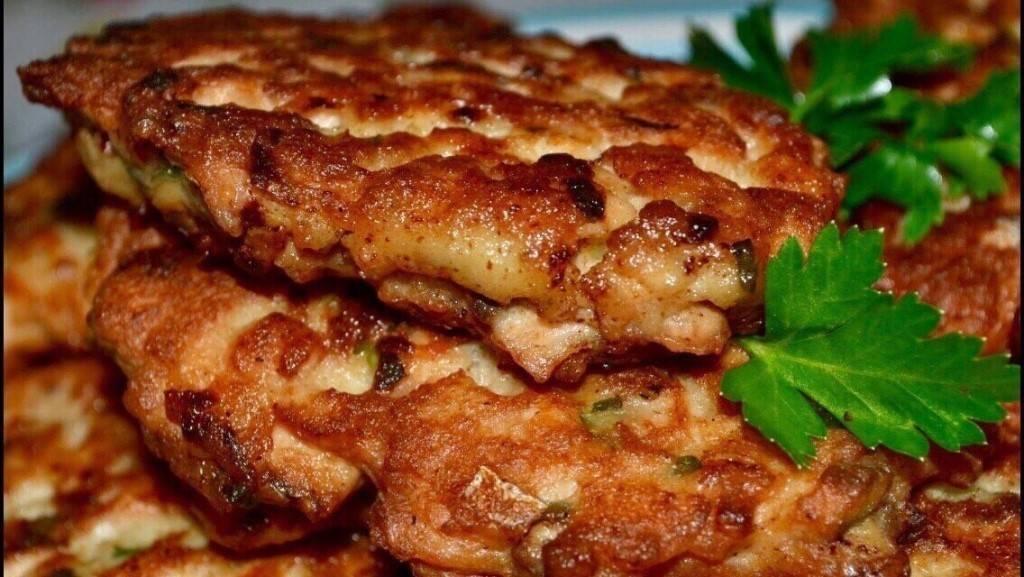 Рубленые котлеты из рыбы – кулинарный рецепт
