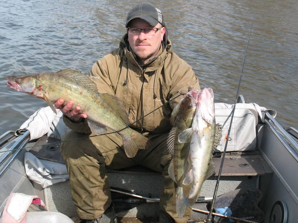 Рыбалка на реке ока: лучшие места для ловли