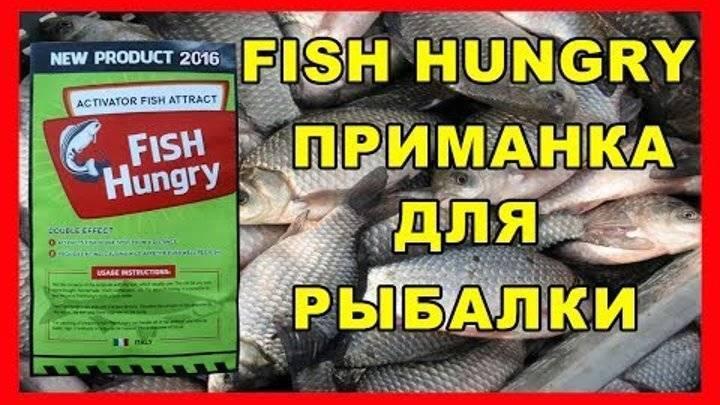 Активатор клева fishhungry - как действует, реальные отзывы и цена