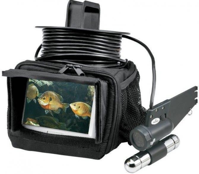 7 лучших подводных камер для рыбалки - рейтинг 2020