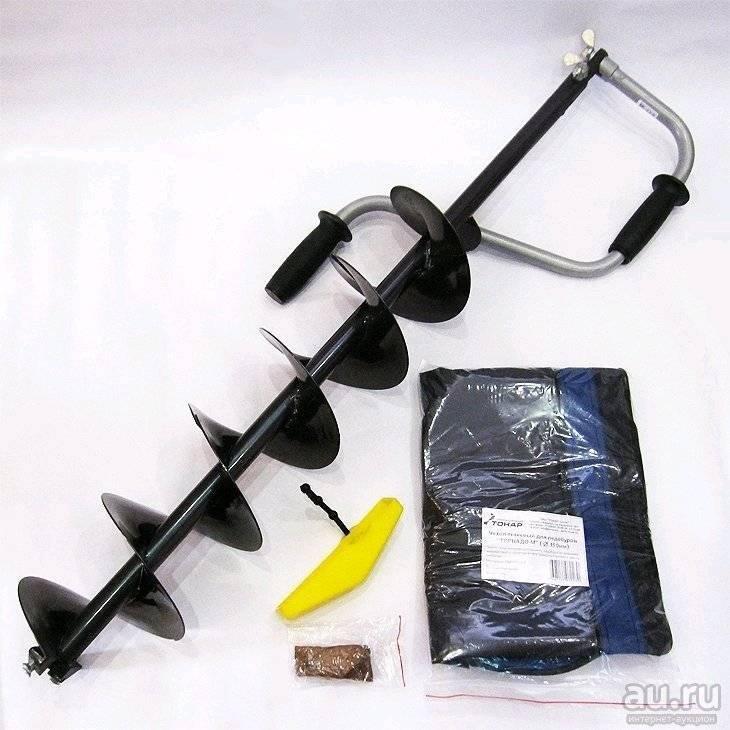 Ледобур. виды, характеристики и выбор. разновидности ножей для этого инструмента.