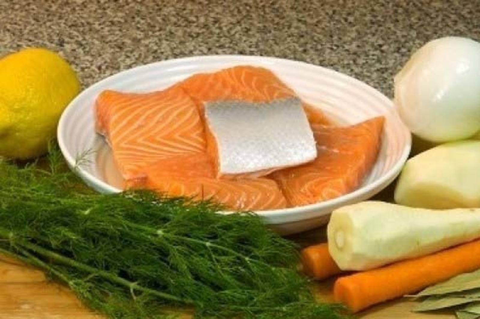 Блюда из тилапии — рецепты с фото