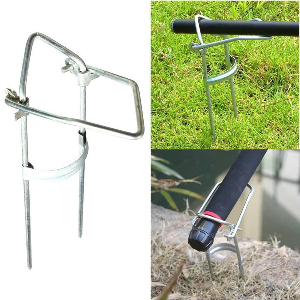 Подставки для удочки (29 фото): держатели для спиннинга и стойка под карповые удилища, буз-бар для рыбалки на берегу и другие модели