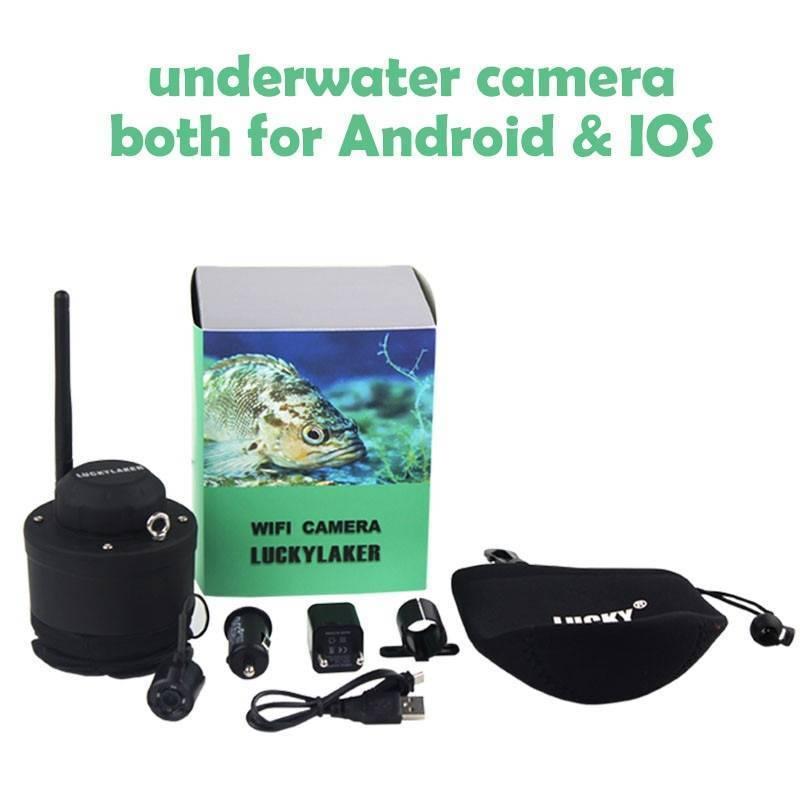 Топ-10 лучших подводных камер для рыбалки